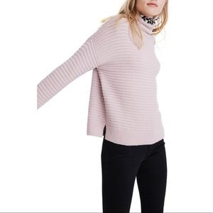 Madewell Belmont Mock Neck Sweater sz XXS